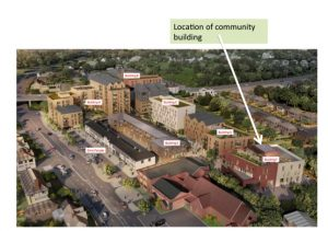 Seacourt Hall public meeting 18th July
