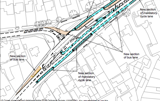 Consultation: Botley Road & West Way Traffic Safety & Improvement Schemes