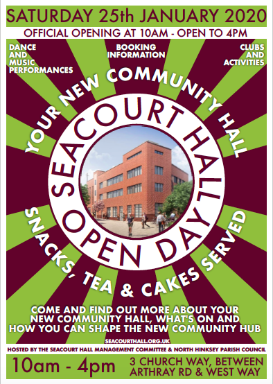 New Seacourt Hall Open Day